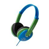 Groov-e Kiddiez Headphones with Volume Limiter - Blue / Green GV-591-BG